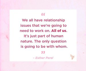 Couples Therapy . ester quote